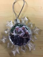 Clegg, Compo and Seymour Christmas Tree Bauble