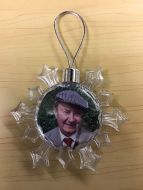 Clegg Christmas Tree Bauble