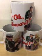 Oh Howard mug