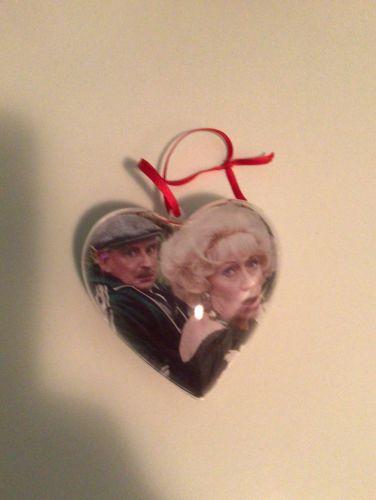Valentine heart - Howard and Marina