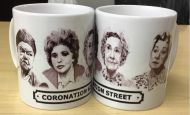 Coronation Street Legends Mug