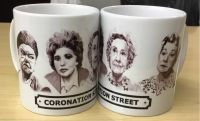 Coronation Street Legends Mug