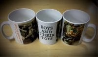 Boys And Their Toys mug