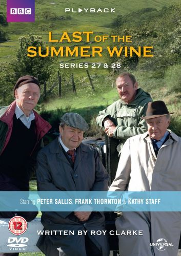 Last of the Summer Wine DVD Box Set Series 27 & 28