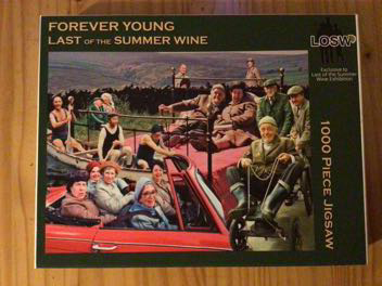 Forever Young 1000 piece jigsaw