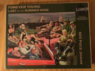 Forever Young - Last of the Summer Wine 500 piece jigsaw