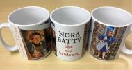 "Nora ""The Battle Axe"" Batty Mug"