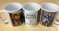 "Nora ""The Battle Axe"" Batty Mug"