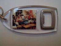 Ladies tea party bottle opener