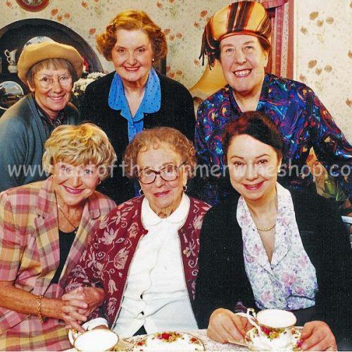 Nora, Ivy, Pearl, Roz, Edi & Glenda