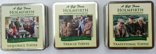 Toffee Tins