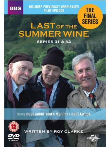 Last of the Summer Wine DVD Box Set Series 31 & 32