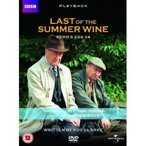 Last of The Summer Wine DVD Box Set Series 23 & 24