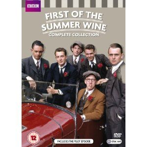 First of The Summer Wine Complete Box Set