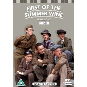 The First of the Summer Wine Series 1 DVD