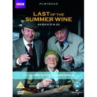 Last of The Summer Wine DVD Box Set Series 21 & 22