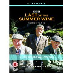 Last of The Summer Wine DVD Box Set Series 15 & 16