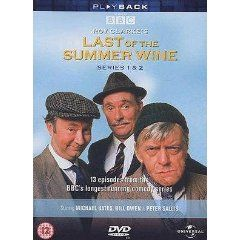 Last of The Summer Wine DVD Box Set Series 1 & 2