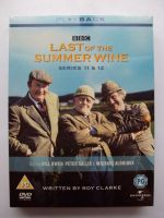 Last of The Summer Wine DVD Box Set Series 11 & 12