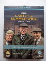 Last of The Summer Wine DVD Box Set Series 13 & 14