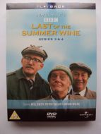 Last Of The Summer Wine DVD Box Set Series 3 & 4
