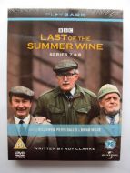Last of The Summer Wine DVD Box Set Series 7 & 8