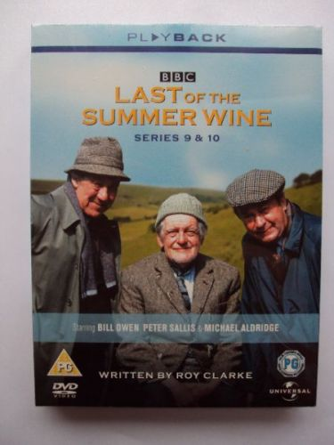 Last of The Summer Wine DVD Box Set Series 9 & 10