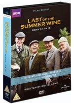 Last of The Summer Wine DVD Box Set Series 17 & 18
