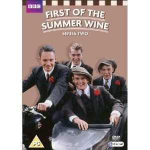 First of The Summer Wine Series 2 DVD