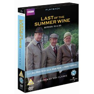 Last of The Summer Wine DVD Box Set Series 19 & 20