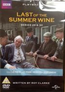 Last of the Summer Wine DVD Box Set Series 29 & 30