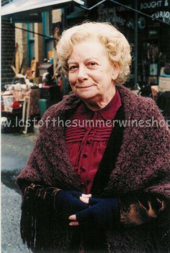 Auntie Wainwright