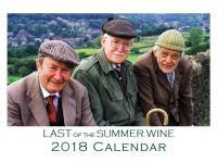 Last Of the Summer Wine 2018 Calendar