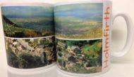 Holmfirth Landscape Mug
