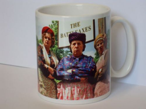Battleaxes Mug