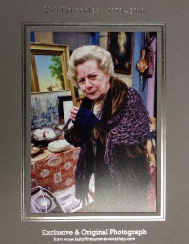 Auntie Wainwright Photo