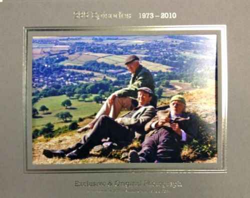 Foggy, Clegg & Compo on the Hill Photo