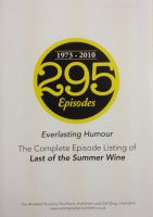 Last of The Summer Wine Episode Guide
